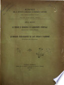Memorie del R  Istituto Lombardo di scienze e lettere  Classe di Scienze matematiche e naturali