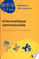illustration du livre Informatique commerciale