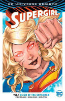Supergirl Vol 1 Rebirth