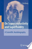 On Superconductivity And Superfluidity book