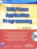 Gnu Linux Application Programming  W Cd