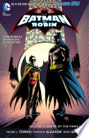 Batman   Robin Vol  3  Death of the Family  The New 52