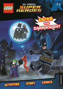 LEGO DC Super Heroes: Enter the Dark Knight (Activity Book W