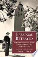 Freedom Betrayed Pdf/ePub eBook