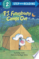 P  J  Funnybunny Camps Out