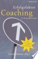 Erfolgsfaktor Coaching