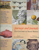 Journeys And Journals : crude, collections of drawings and notes to...