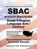 Sbac Success Strategies Grade 8 English Language Arts/Literacy Study Guide