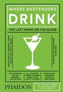Where Bartenders Drink