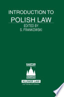 Introduction to Polish Law