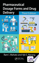 Pharmaceutical Dosage Forms And Drug Delivery Third Edition book