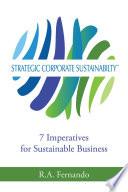 Strategic Corporate Sustainability