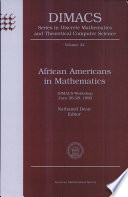 African Americans in Mathematics