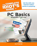 The Complete Idiot s Guide to PC Basics  Windows 7 Edition