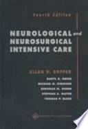 Neurological And Neurosurgical Intensive Care