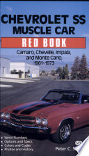 Chevrolet SS Muscle Car Red Book