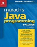 Murach s Java Programming