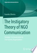 The Instigatory Theory Of Ngo Communication