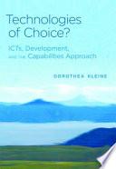 Technologies of Choice