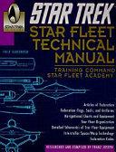 Star Fleet Technical Manual