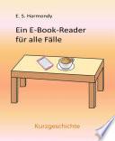 Ein E Book Reader f  r alle F  lle