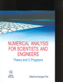 Numerical Analysis for Scientists and Engineers