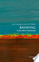 Banking  A Very Short Introduction