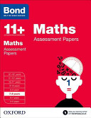 Bond 11   Maths  Assessment Papers