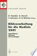 Bildverarbeitung für die Medizin 2001