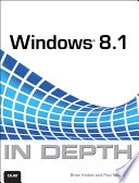 Windows 8 1 In Depth
