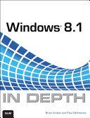 Windows 8.1 In Depth Book