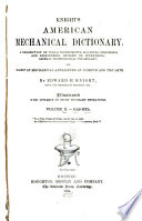 Knight S American Mechanical Dictionary book