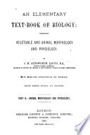 Animal morphology and physiology