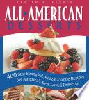 All American Desserts