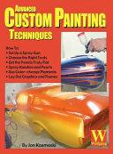 Advanced Custom Painting Techniques : text explaining the best techniques...
