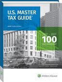 U s  Master Tax Guide 2017