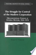 The Struggle for Control of the Modern Corporation
