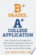 B  Grades  A  College Application