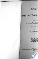 A Catalogue of the Moths of India