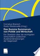 Das Summa Summarum von Politik und Wirtschaft