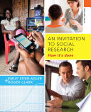An Invitation To Social Research How It S Done