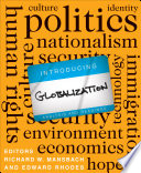 Introduction Globalization  Analysis and Readings
