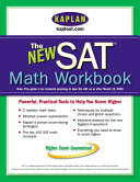 Kaplan the New SAT Math Workbook