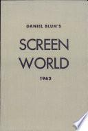 Screen World 1962