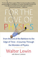 download ebook for the love of physics pdf epub