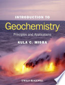 Introduction to Geochemistry