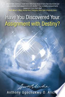 Have You Discovered Your Assignment with Destiny