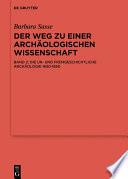Die Ur- und Frühgeschichtliche Archäologie 1630-1850