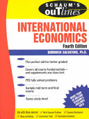 Schaum s Outline of International Economics