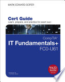 Comptia It Fundamentals Fc0 U61 Cert Guide
